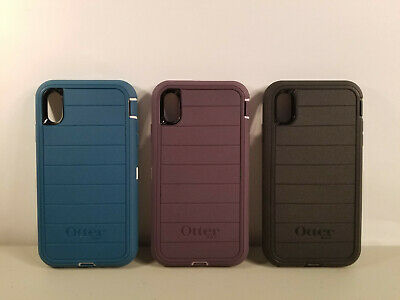 """REFURB Rugged Case by Otterbox Defender PRO for 6.5"""" iPhone XS Max COLORS"""