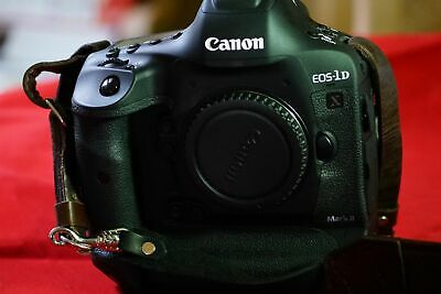 Canon EOS 1D X Mark II 20.2MP Digital SLR Camera - EXTRAS