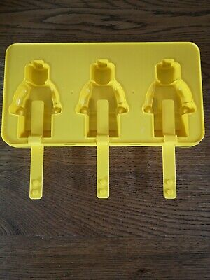 Genuine Official Lego Ice Lolly Mold..