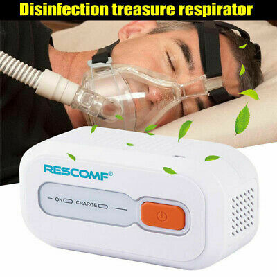 CPAP Cleaner & Sanitizer CPAP Cleaning Supplies Ozone for CPAP Mask Sleep Apnea