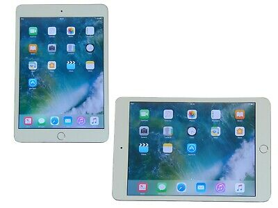 Apple iPad Mini 4 64GB Refurbished WiFi Silver Refurbished 4th Generation