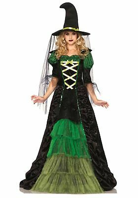Adult Leg Avenue Storybook Witch Ladies Costume