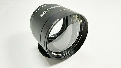 Anamorphic lens Vormaxlens Compact 1.33x Rev.3 only glass BK7 mt. 67mm IN STOCK