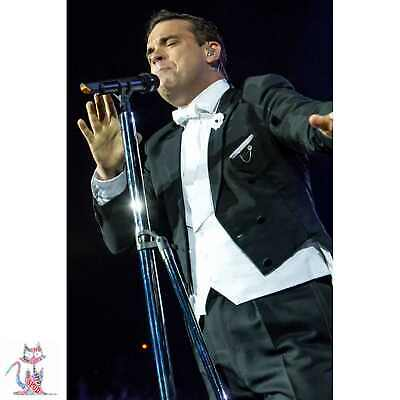 Robbie Williams Angels Love Song Lyric Music Art Print Memorial Remembrance