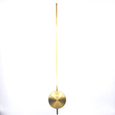 Pendulum for Clock Quartz L 35 cm Lens 5.5 cm Pendulum for Quartz Clock