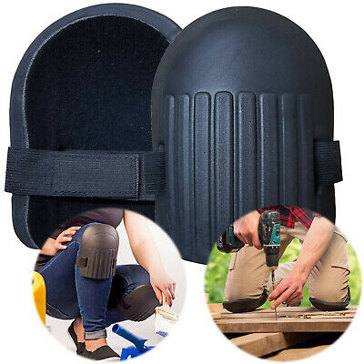 Black Soft Comfertable Kneepad  Extra Smoth For Household Gardening Works