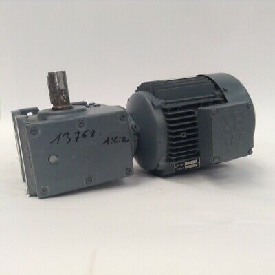 Sew S52 DT90S4 Gear motor getriebemotor 1.1kW IP54 New NMP