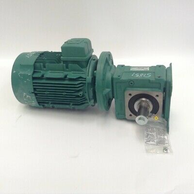 Leroy Somer Multibloc MB 2301 B3 NS + motor LSES100L 2.2kW 1500rpm New NMP