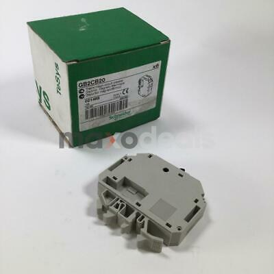 Schneider Electric GB2-CB20 Thermal magnetic circuit breaker New NFP (6pieces)