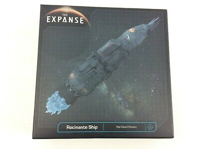 Loot Crate Exclusive, The Expanse Rocinante Ship Diorama - NEW/ SEALED -