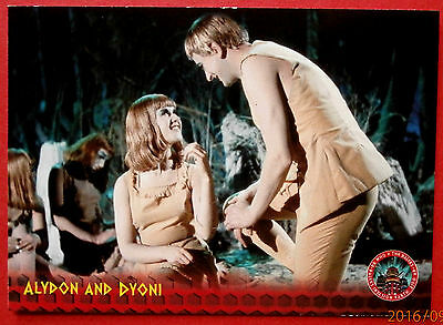 DR WHO AND THE DALEKS - Card #8 - Alydon and Dyoni - Unstoppable Cards 2014