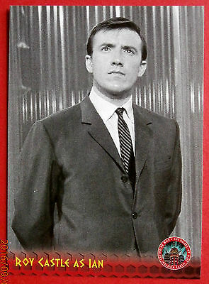 DR WHO AND THE DALEKS - Card #40 - ROY CASTLE as Ian - Unstoppable Cards