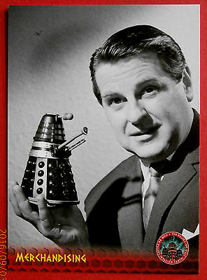 DR WHO AND THE DALEKS - Card #51 - MERCHANDISING - Unstoppable Cards 2014