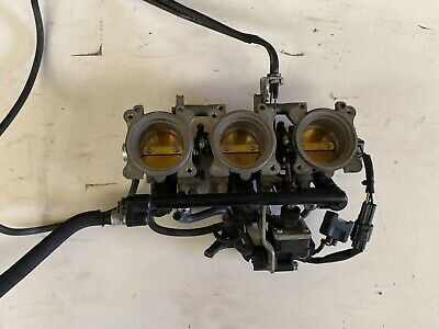Triumph Daytona 675 2008 2009 2010 Throttle Bodies Injectors Complete Tps