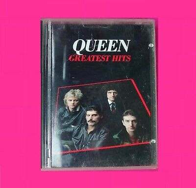 Queen MiniDisc Parlophone 077778950486 MD Greatest Hits Volume 1 in nice cond