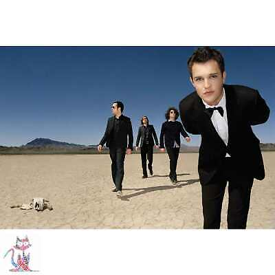 The Killers Photo Poster Coffee Cup Canvas (C9919)