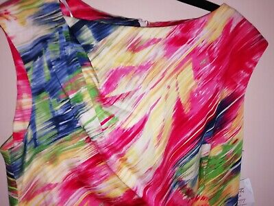 Lovely Ladies dress from TKMAX size 12 brand new by Suzi Chin for Maggy Boutique