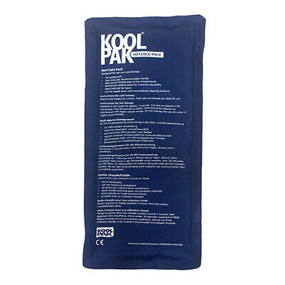 Kool Pack Reusable Gel Pack Hot/Cold- Pack Of 5