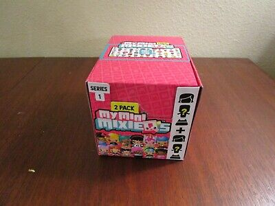 My Mini Mixieq's Lot 2 Pack Series 1 New 2 Pack Figures New Blind Mixies