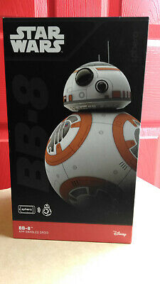 Star Wars Disney Hero Droid BB-8 Fully Interactive Droid - White