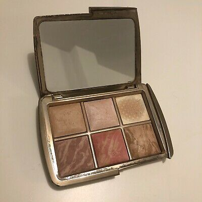 Used Hourglass Ambient Lighting Edit Palette Blusher