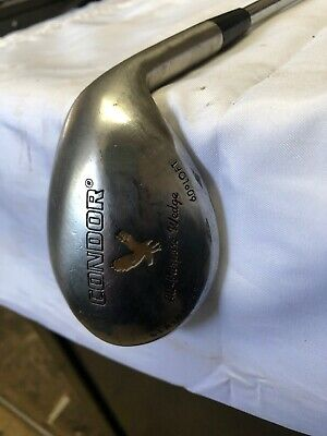 Condor All Purpose 60* Stainless Steel Lob Wedge Right Hand