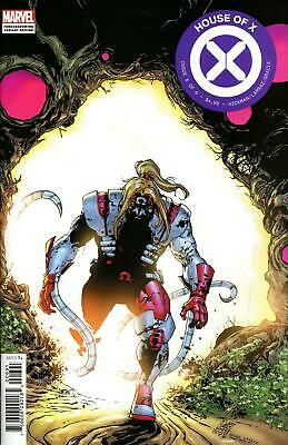 House Of X #6 Comic Camuncoli Foreshadow Variant Marvel Comics