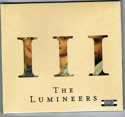 The Lumineers III [New CD, 2019]  Free Shipping EXPLICIT Content