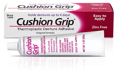 Cushion Grip - a Soft Pliable Thermoplastic for Refitting and Tightening 1 Oz 28