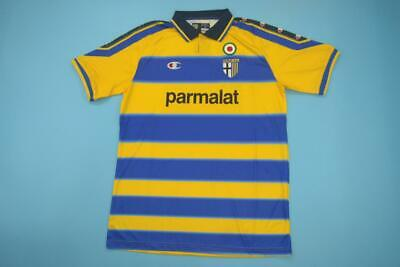 Parma 1999/00 Home Shirt - All Sizes Available - S M L Xl - Free Postage