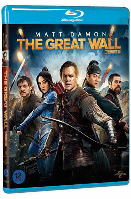 The Great Wall - Blu-ray (2017)