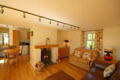 Holiday Cottage North Wales Dog Friendly Log Burner 7nts Nov/Dec excl Xmas