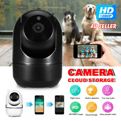 HD 1080P IP Security Camera Wireless WiFi Home CCTV System Network Night Vision