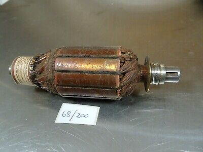 Vtg Lucas Dynamo Armature 200674.3 Brush.e3Md,E3M Mag/Dynamo.1930'S.norton Bsa