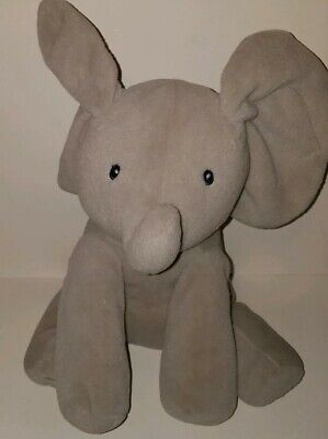 Gund Baby Animated Flappy The Elephant Plush Toy Peek-A-Boo Elephant Flappy Ear