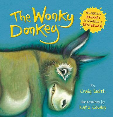 The Wonky Donkey BB by Craig Smith New Board Book