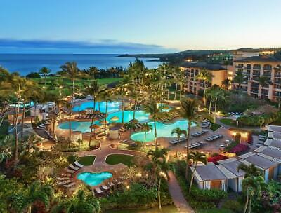The Ritz-Carlton, Kapalua -7 NIGHT STAY Travel Hotel Vacation Package