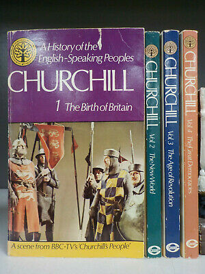 Winston Churchill - A History Of The English-Speaking Peoples (6075/6129)