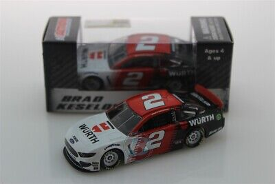 2019 BRAD KESELOWSKI #2 Wurth 1:64 Action Diecast In Stock Free Shipping