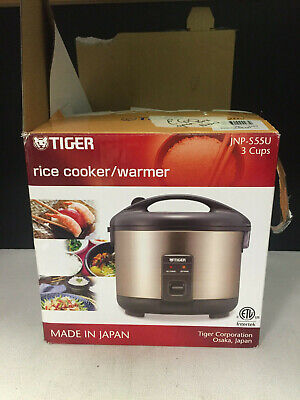 Tiger Rice Cooker jnps-55u