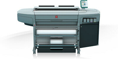 OCE COLORWAVE 300 - ALL IN ONE WIDE FORMAT COLOUR COPIER, PLOTTER, SCANNER w