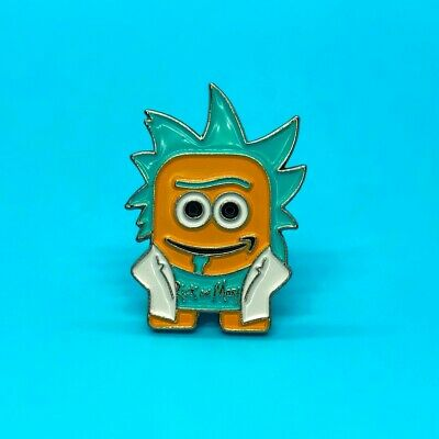*LAST STOCK* AMAZON Rick and Morty Peccy Pin
