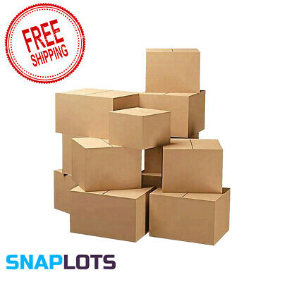 High Quality Corrugated Shipping Boxes - Many Sizes Available - Choose L x W x H
