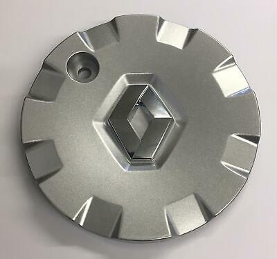 Renault Clio MK2 2001-2006 Silver Alloy Wheel Centre Cap Cover 8200319246
