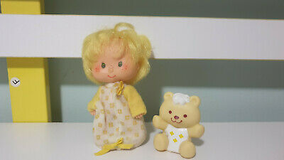 Strawberry Shortcake Doll 80S Butter Cookie With Jelly Bear!