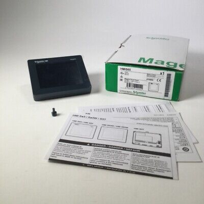 Schneider Electric HMIS65 Display Magelis Small Panel DV24V 1.6W New NFP