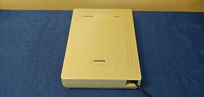 Nortel Networks Norstar Flash Voicemail System