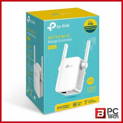 TP-Link RE205 AC750 Dual Band Wi-Fi Range Extender