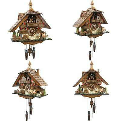 Cuckoo-Palace Large German Cuckoo Clock - The Seesaw  BRAND NEW ITEM!!!