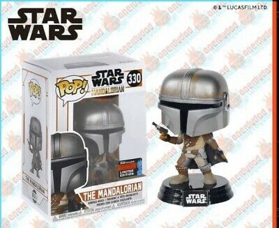 Funko Pop Star Wars The Mandalorian NYCC Shared Exclusive *Confirmed Order*
